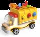 Top Bright drewniana ciężarówka - warsztat z narzędziami miniaturka 12