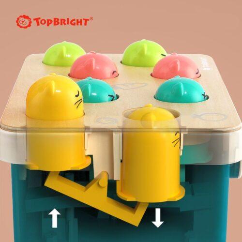 Top Bright gra Szybkie Uderzenie - kotek i myszka zdjęcie 2