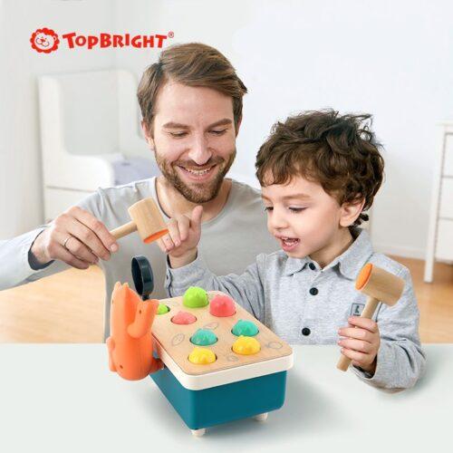 Top Bright gra Szybkie Uderzenie - kotek i myszka zdjęcie 4