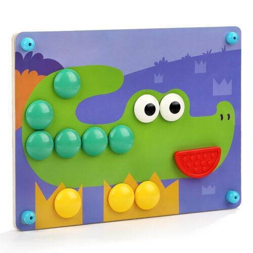 Top Bright kreatywna układanka mozaika - guziki zdjęcie 13