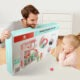 Top Bright duży drewniany domek dla lalek z basenem miniaturka 5