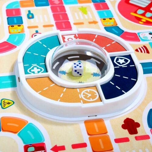 Top Bright zestaw gier planszowych Chińczyk zdjęcie 4