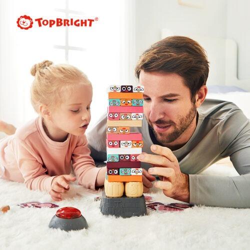 Top Bright drewniana gra - wybuchowa wieża Kurki zdjęcie 14