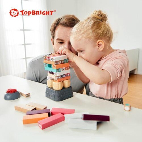 Top Bright drewniana gra - wybuchowa wieża Kurki zdjęcie 13