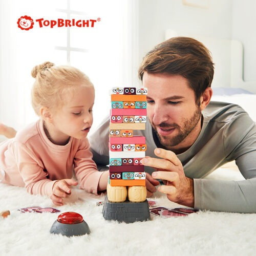 Top Bright drewniana gra - wybuchowa wieża Kurki zdjęcie 11