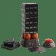 Top Bright drewniana gra - wybuchowa wieża Czarna miniaturka 3