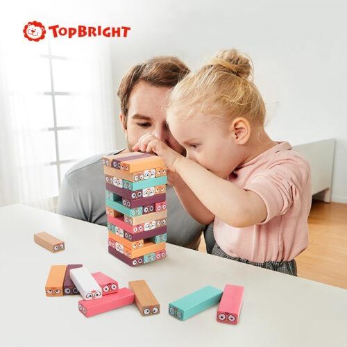 Top Bright drewniana gra - wieża Kurki zdjęcie 3