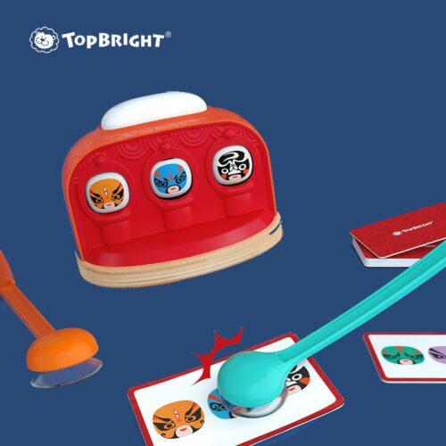 Top Bright gra zręcznościowa Twarzowa Ruletka zdjęcie 1