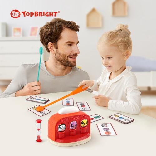 Top Bright gra zręcznościowa Twarzowa Ruletka zdjęcie 5
