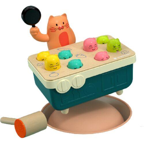 Top Bright gra Szybkie Uderzenie - kotek i myszka zdjęcie 1