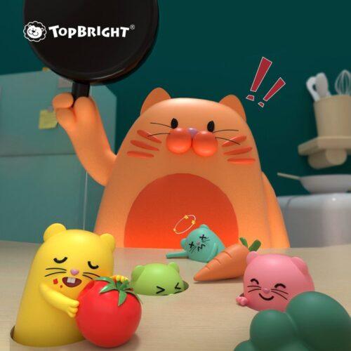 Top Bright gra Szybkie Uderzenie - kotek i myszka zdjęcie 6
