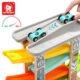 Top Bright drewniany tor samochodowy -  4 rampy miniaturka 29