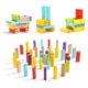 Top Bright drewniana gra - wieża Zwierzęta miniaturka 29