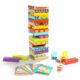 Top Bright drewniana gra - wieża Zwierzęta miniaturka 28
