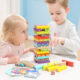 Top Bright drewniana gra - wieża Zwierzęta miniaturka 17