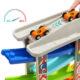 Top Bright drewniany tor samochodowy - 6 ramp miniaturka 6